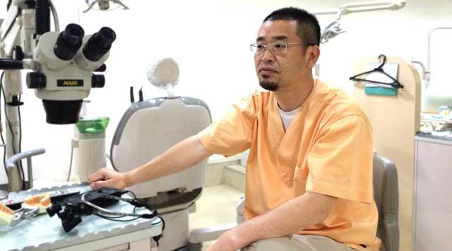 フラワー歯科クリニック・白井広樹先生