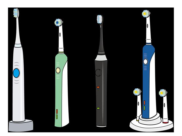 電動ハブラシを衛生的にすっきり収納!オススメの電動歯ブラシスタンド